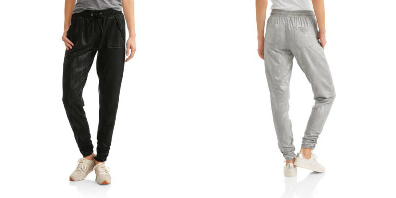 Walmart – By Beau Dawson Women's Side Ruched Pull-On Pants With Sequin Detail Only $6.00 (Reg $7.88) + Free Store Pickup