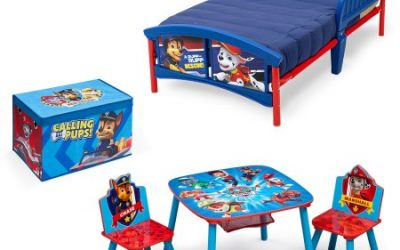 Walmart – Nick Jr. PAW Patrol Room-in a Box with BONUS Table & Chairs Set Only $75.00 (Reg $119.00) + Free Shipping
