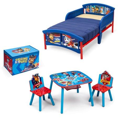 Walmart Nick Jr Paw Patrol Room In A Box With Bonus