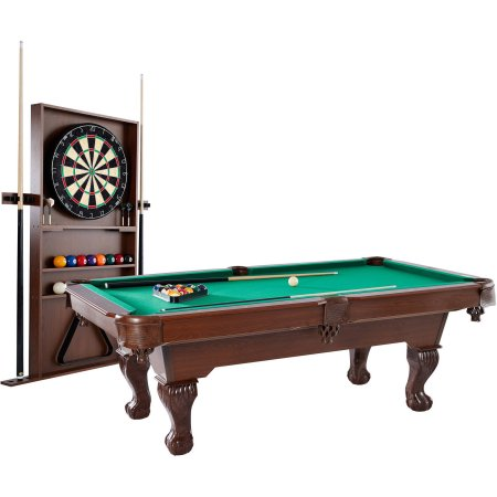 Walmart Barrington Inch Ball And Claw Leg Billiard Pool Table - The pool table store