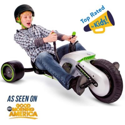 Walmart – Huffy Electric Green Machine 24 Volt Battery-Powered Ride On Trike Only $177.00 (Reg $199.00) + Free Shipping