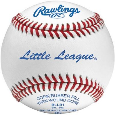 Walmart – Rawlings Little League-Competition Grade Baseballs, Box of 12 Only $41.75 (Reg $61.08) + Free 2-Day Shipping