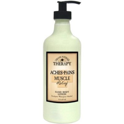 Walmart – Village Naturals Therapy For Aches & Pains Muscle Relief Lotion, 16.0 FL OZ Only $3.12 (Reg $5.99) + Free Store Pickup