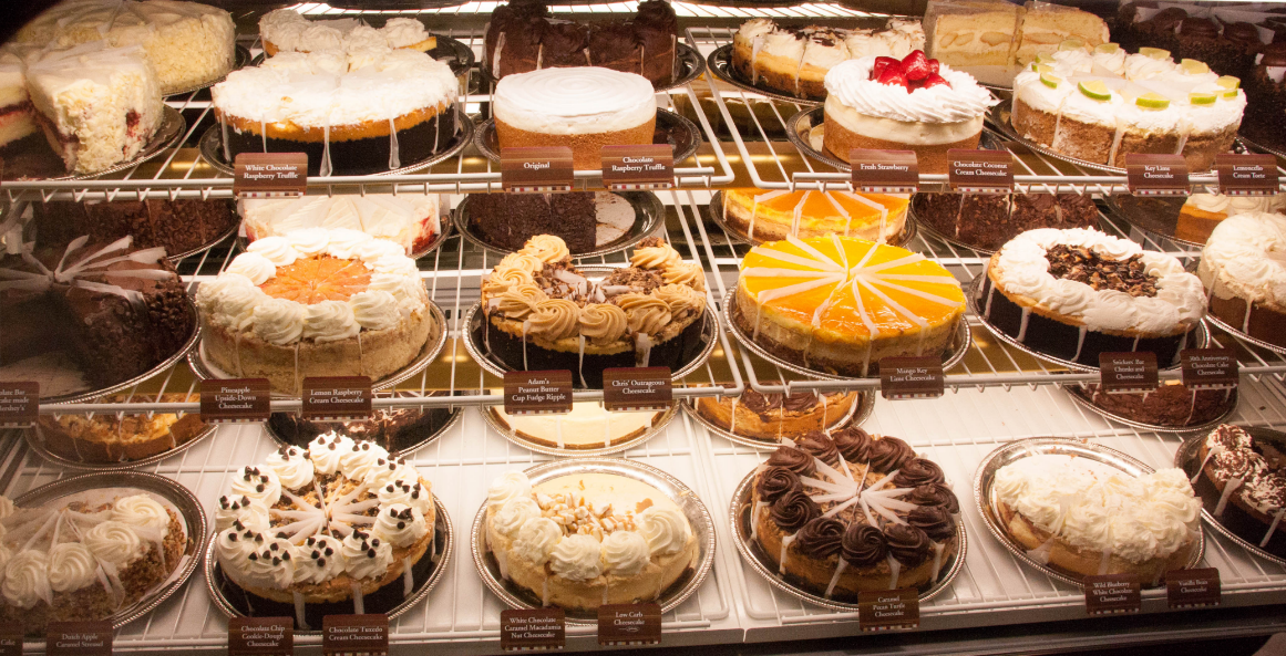 The Cheesecake Factory via DoorDash – One Slice of Cheesecake Free + Free Delivery