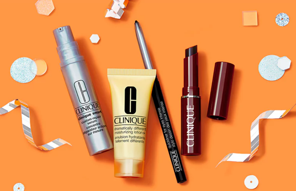 Clinique.com – Five Items For Only $17.50 + Free Shipping!