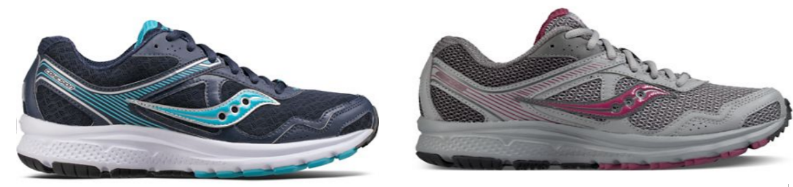 Saucony – Men's AND Women's Cohesion 10 or Cohesion TR10 Running Shoes Only $30 each + Free Shipping!
