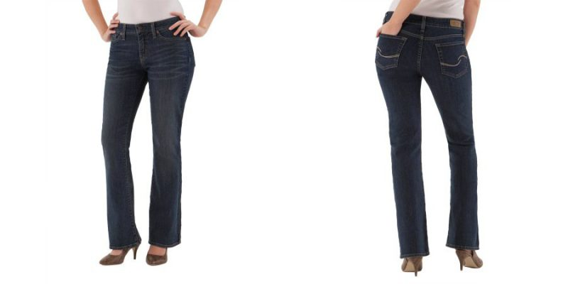 Walmart – Signature by Levi Strauss & Co. Women's Modern Boot Cut Jeans Only $16.88-$19.94 (Reg $29.88) + Free Store Pickup