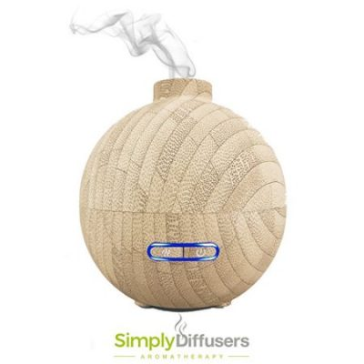 Walmart – LEO BAMBOO by Simply Diffusers | Aromatherapy Cool Mist Essential Oil Diffuser Only $20.00 (Reg $35.00) + Free Store Pickup