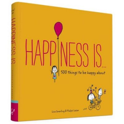 Walmart – Happiness Is…: 500 Things to Be Happy About Only $9.83 (Reg $12.95) + Free Store Pickup