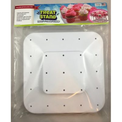 Walmart – Custom Cuisine Displ Square Treat Stand Only $1.99 (Reg $6.97) + Free Store Pickup