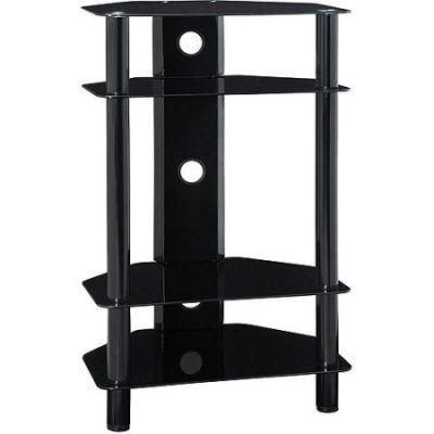 Walmart – Innovex Concord Audio Stand, Black Only $65.00 (Reg $95.89) + Free Shipping
