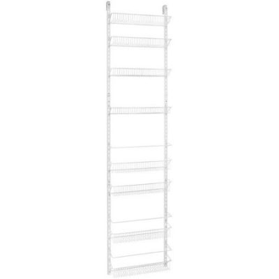Walmart – ClosetMaid 8-Tier Wall and Door Rack, White Only $29.87 (Reg $42.75) + Free Store Pickup