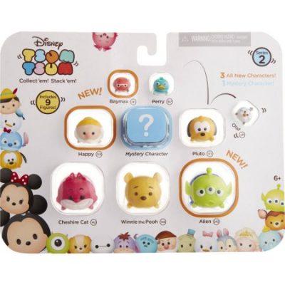 Walmart – Disney Tsum Tsum 9pk, Style #2.1 Only $6.97 (Reg $14.84) + Free Store Pickup