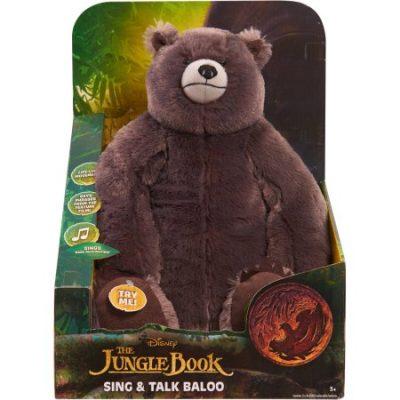 Walmart – Disney's The Jungle Book 14″ Sing & Talk Baloo Plush Only $12.07 (Reg $24.97) + Free Store Pickup