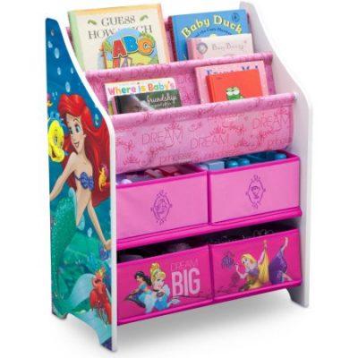 Walmart – Disney Princess Book & Toy Organizer Only $24.99 (Reg $29.99) + Free Store Pickup