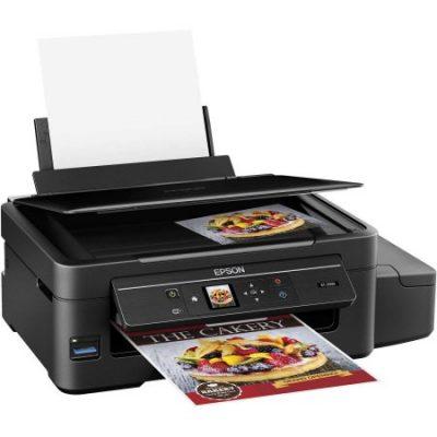 Walmart – Epson Expression ET-2550 EcoTank All-in-One Printer/Copier/Scanner Only $219.00 (Reg $399.99) + Free Shipping