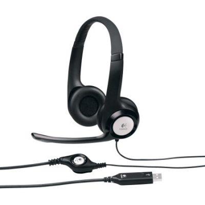 Walmart – Logitech Padded H390 USB Headset Only $17.99 (Reg $33.38) + Free Store Pickup