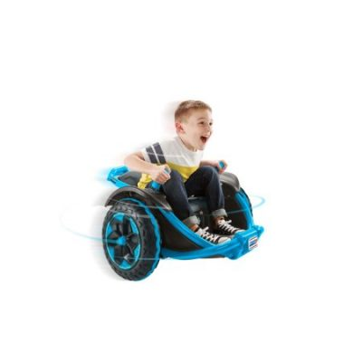 Walmart – Power Wheels Wild Thing 12V Battery-Powered Ride On, Blue Only $199.00 (Reg $249.00) + Free Shipping