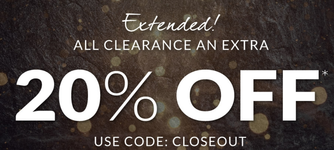 Oneida.com – Clearance Closeout Sale Extended! Up to 80% OFF + An Additional 20% OFF with Promo Code