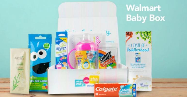 FREE Walmart Baby Box w/ Free Shipping