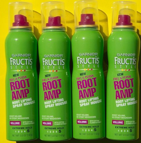 Garnier Fructis Style Root Amp Root Lifting Spray Mousse Only $1.85 Shipped!