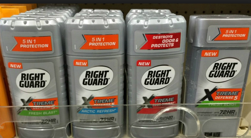 CVS – Right Guard Deodorant Only 17¢ After High Value Printable Coupon!
