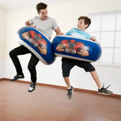 Walmart – MD Sports Jumbo Sumo Match, Football Edition (Set of Two) Only $5.51 (Reg $12.00) + Free Store Pickup