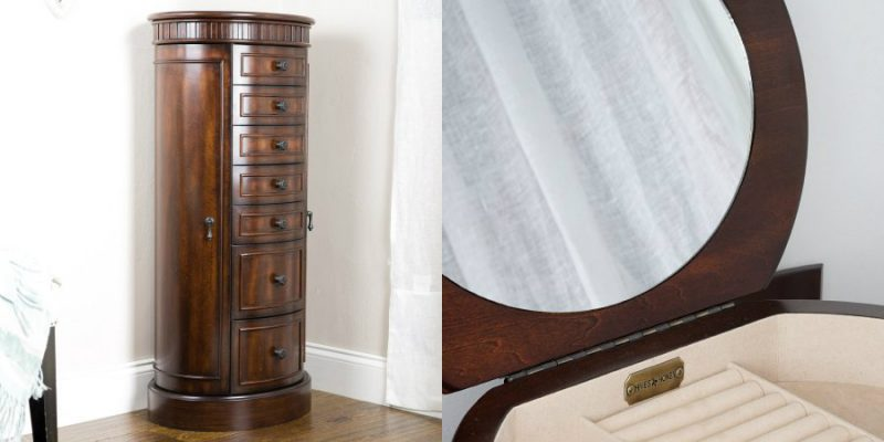 Walmart – Hives & Honey Bailey Jewlery Armoire Only $240.00 (Reg $317.18) + Free Shipping