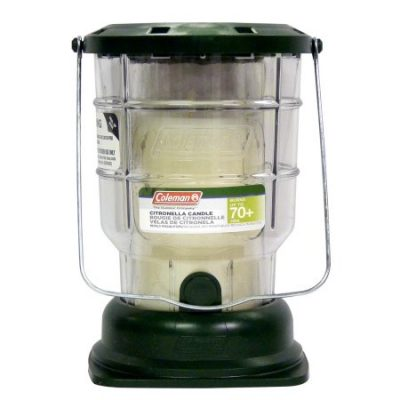 Walmart – Coleman Citronella Candle Outdoor Lantern – 70+ Hours, 6.7 Ounce Only $5.86 (Reg $9.27) + Free Store Pickup