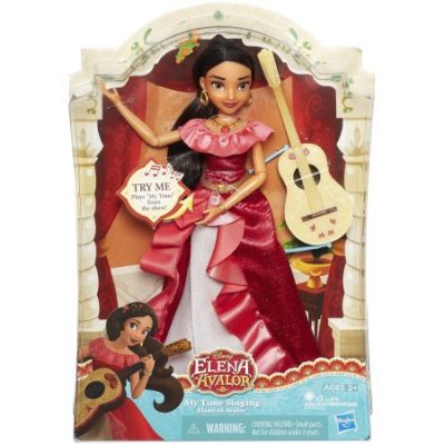 Walmart – Disney Elena of Avalor My Time Singing Doll Only $14.97 (Reg $29.99) + Free Store Pickup