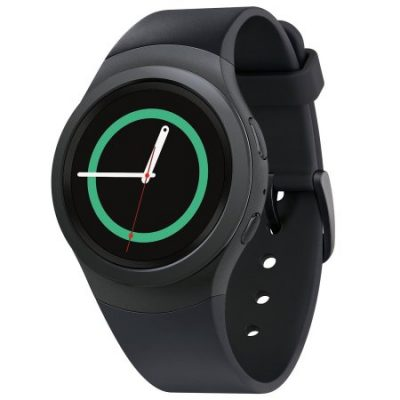 Walmart – Samsung Gear S2 Smartwatch (AT&T Unlocked) – Dark Gray Only $179.00 (Reg $249.00) + Free Shipping