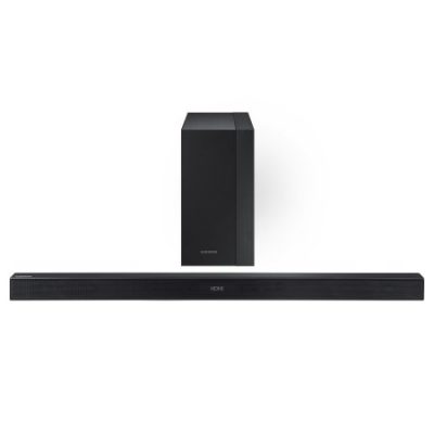 Walmart – Samsung HW-KM45 2.1 Channel 300W Sound Bar System with Wireless Subwoofer Only $198.00 (Reg $248.00) + Free Shipping