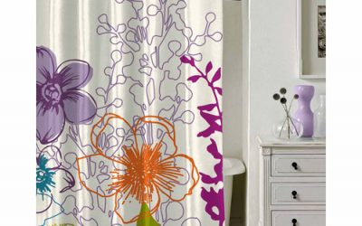Walmart – Formula Multi Floral Shower Curtain, 70″ x 72″ Only $17.01 (Reg $27.14) + Free Store Pickup