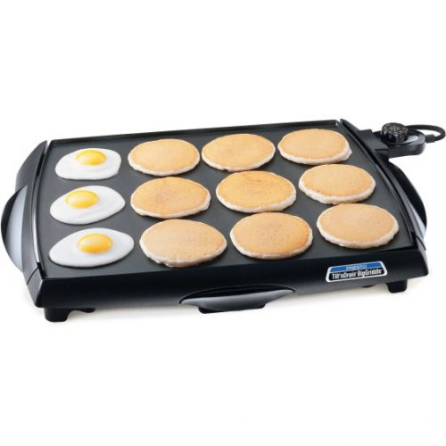 Walmart – Presto Tilt'nDrain™ BigGriddle® Cool-Touch Griddle Only $39.90 (Reg $43.99) + Free 2-Day Shipping