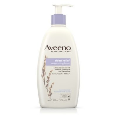 Walmart – Aveeno Stress Relief Moisturizing Lotion For 24 Hour Moisturization, 18 Fl. Oz Only $7.97 (Reg $9.32) + Free Store Pickup