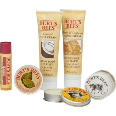 Walmart – Burt's Bees Tips and Toes Kit Only $11.92 (Reg $12.97) + Free Store Pickup