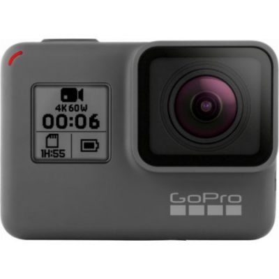 Walmart – GoPro HERO6 Black 4K Action Camera Only $399.00 (Reg $499.99) + Free 2-Day Shipping