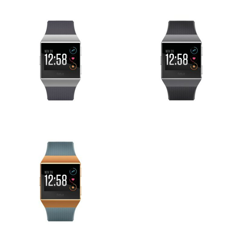 Walmart – Fitbit Ionic Smartwatch Only $269.95 (Reg $299.95) + Free 2-Day Shipping