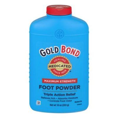 Walmart – Gold Bond Maximum Strength Medicated Foot Powder , 10 Oz Only $6.97 (Reg $8.22) + Free Store Pickup