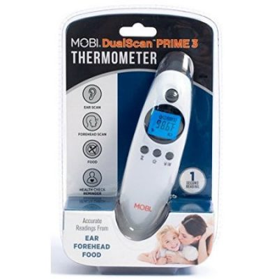 Walmart – Mobi Health Check Ear and Forehead Thermometer with Medication Reminder and Flashlight Only $23.25 (Reg $24.95) + Free Store Pickup