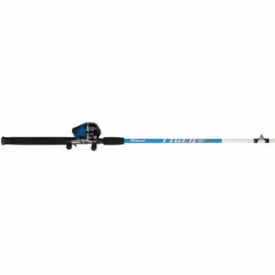 Walmart – Shakespeare Tiger Spincast Rod and Reel Combo – 6'6″, 2-Piece Only $16.00 (Reg $18.00) + Free Store Pickup