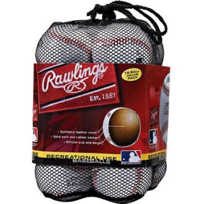 Walmart – Rawlings 1 Dozen OLB3 Balls in Mesh Bag Only $18.25 (Reg $24.88) + Free Store Pickup