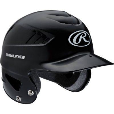 Walmart – Rawlings Baseball Molded Baseball Helmet, Black RCFH-B Only $10.99 (Reg $12.92) + Free Store Pickup