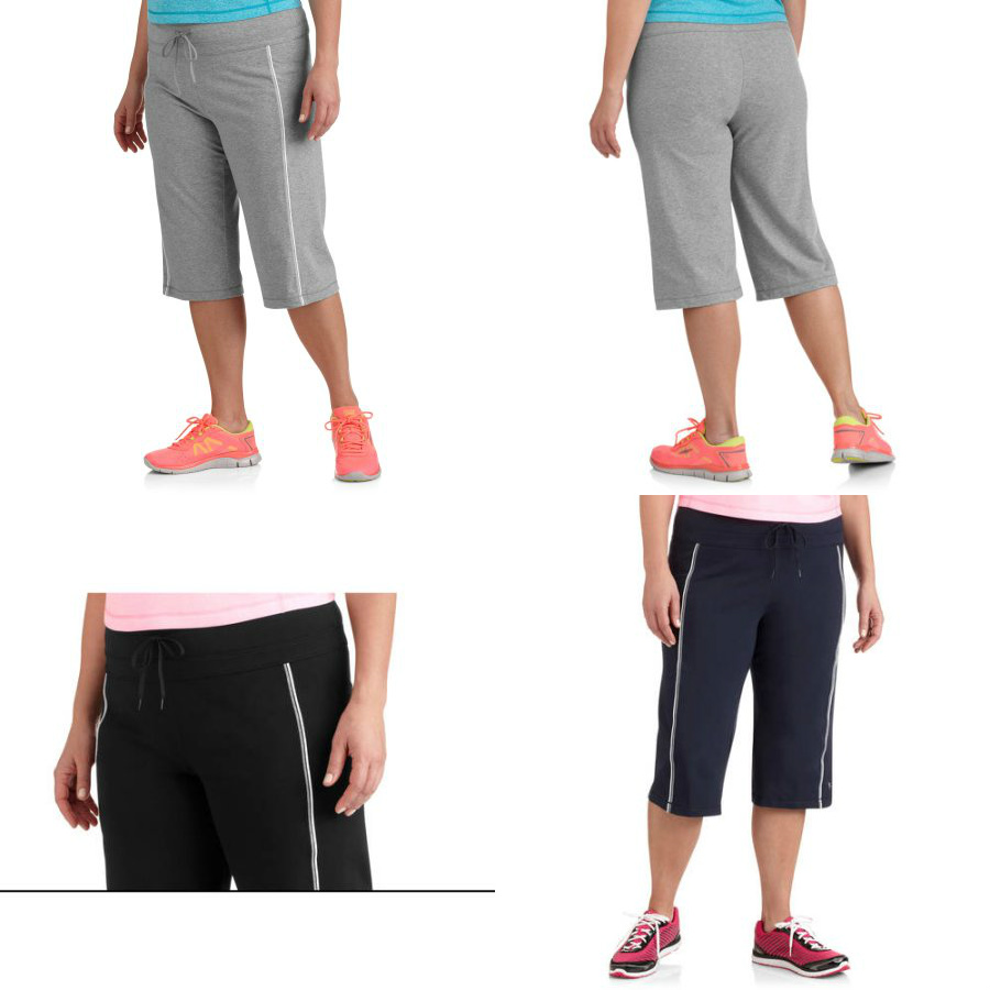 f358651f40a Walmart – Danskin Now Womens Plus Size Dri More Core Workout Bermuda Only   10.00 (Reg  12.96) + Free Store Pickup
