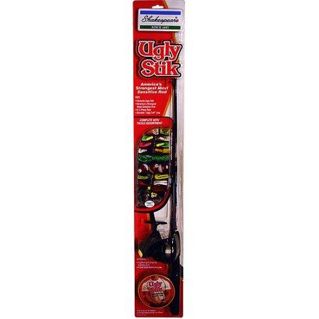 Walmart – Shakespeare Ugly Stik Spinning Fishing Kit Only $16.86 (Reg $20.29) + Free Store Pickup