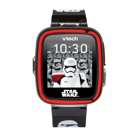 Walmart – VTech First Order Stormtrooper™ Smartwatch (Black) Only $45.65 (Reg $69.00) + Free 2-Day Shipping