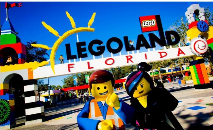 LEGOLAND Florida Park – $52 for a 1-Day Ticket ($100.57 Value)