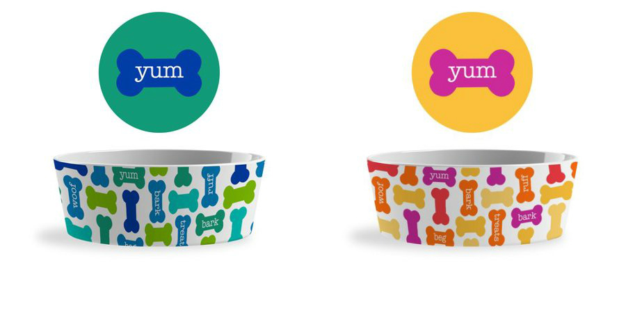 Walmart – Melamine Assorted Color Pet Bowl, Medium Only $3.88 (Reg $4.82) + Free Store Pickup