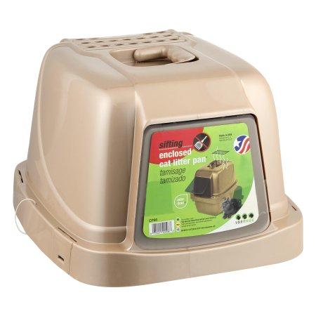 Walmart – Pureness Covered Cat Litter Box Only $16.69 (Reg $24.77) + Free Store Pickup