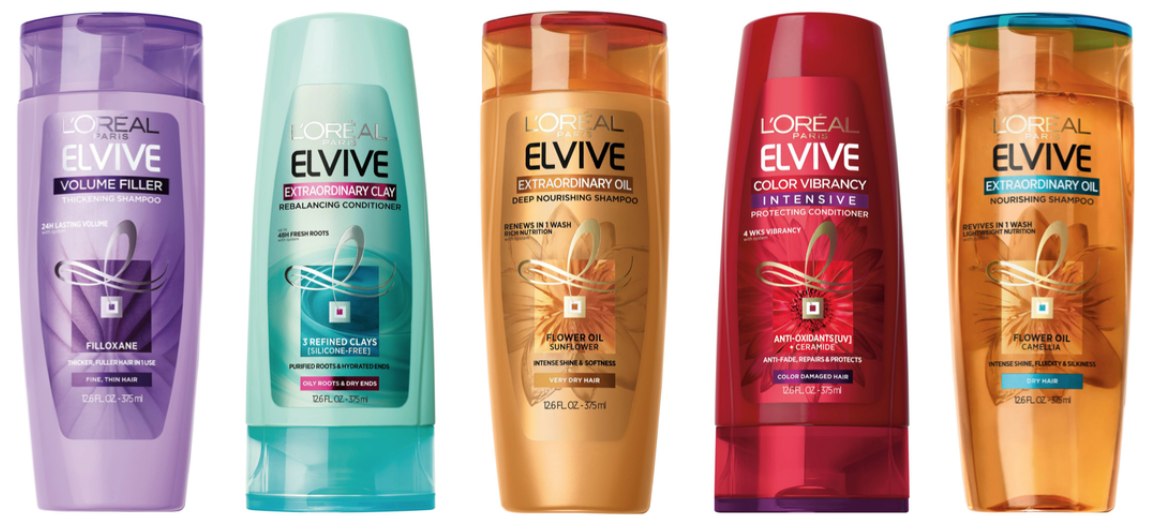 Target –  L'Oreal Elvive 12.6oz Shampoo OR Conditioner Only $1.24 With Printable Coupon – PRINT IT NOW!
